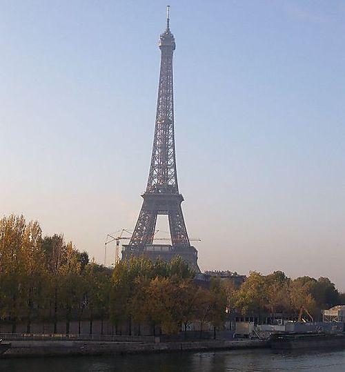 Paris matin 6h inZeSentier