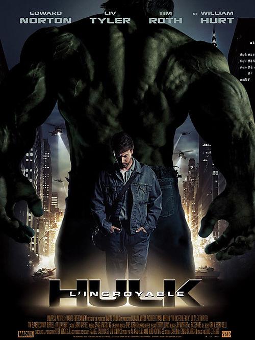 L'incroyable hulk edward norton
