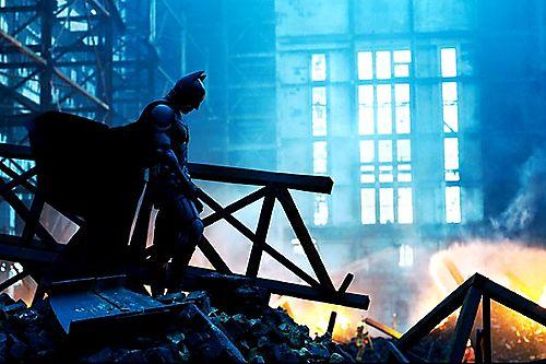 Dark Knight Christian Bale