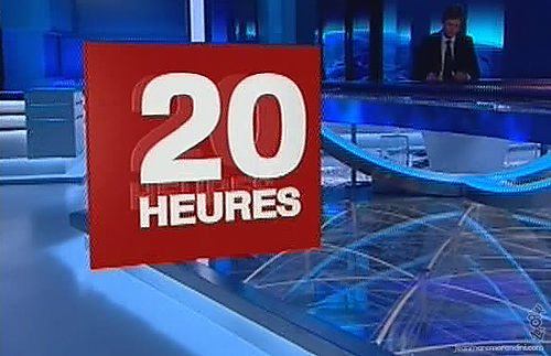 Journal de 20h France 2 Olivier Galzi FriendsClear giao jean-christophe capelli nicolas guillaume
