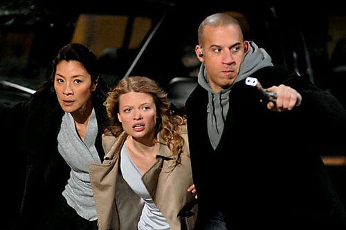 Babylon AD Vin Diesel Melanie Thierry Michelle Yeoh
