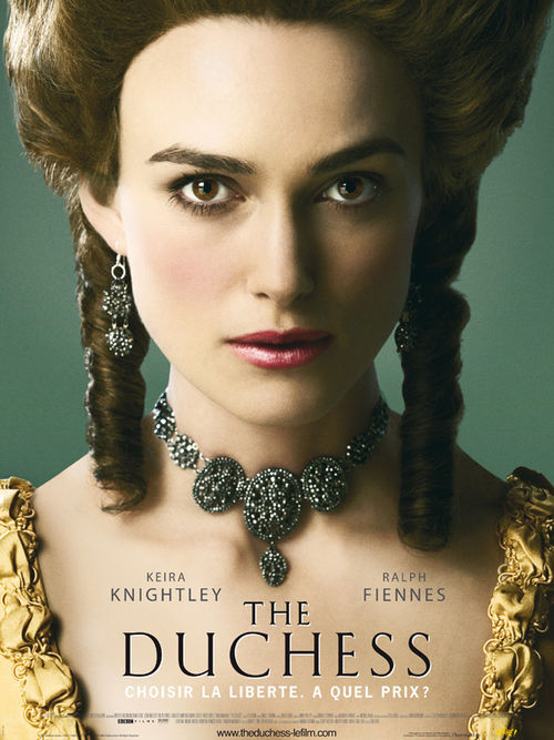 The duchess keira knightley ralph fiennes