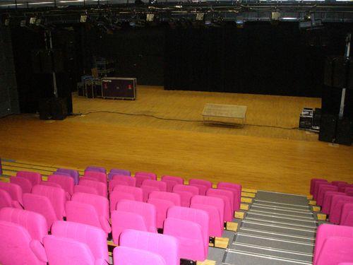 Lille 31 janvier 2009 Regis le regisseur Tour