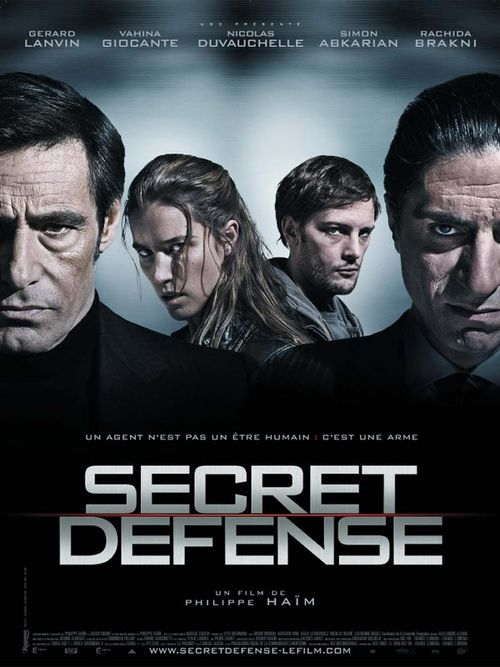 Secret defense simon abkarian vahina giocante gerard lanvin