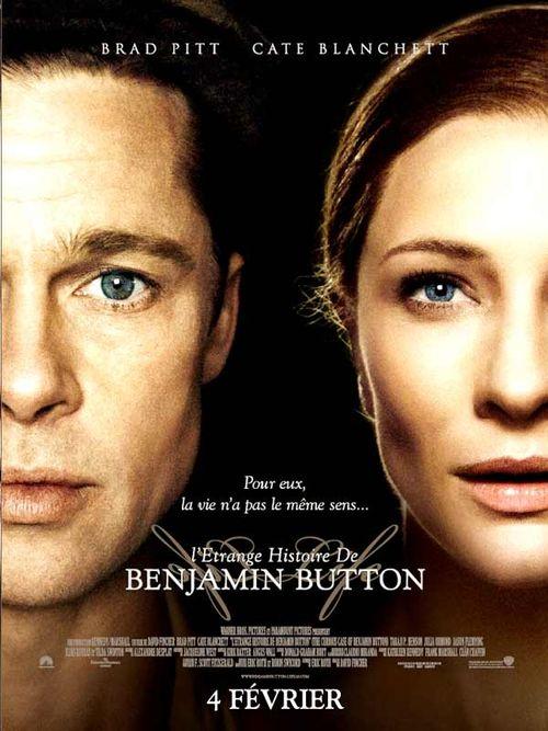 Benjamin button cate blanchett brad pitt david fincher