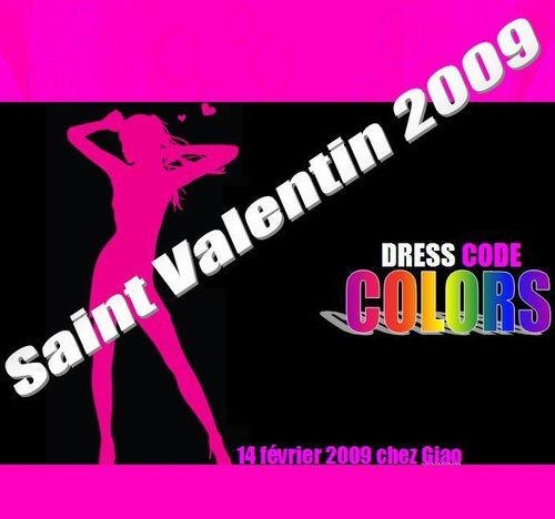 Saint valentin 2009
