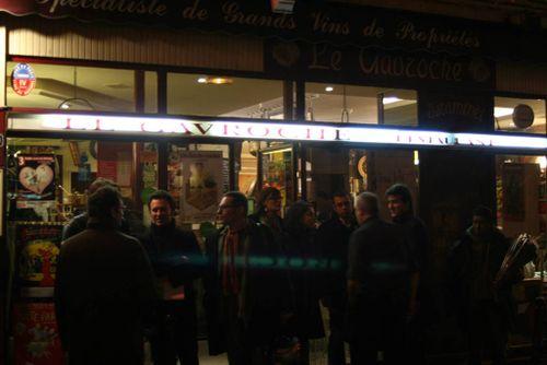 Diner de mecs 25 mars 2009 32