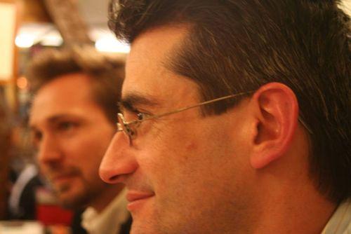 Diner de mecs 25 mars 2009 05