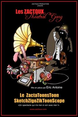 Les zactoux nouvelle affiche
