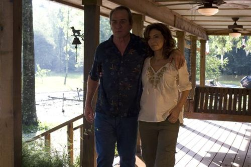 Dans la brume electrique tommy lee jones mary steenburgen