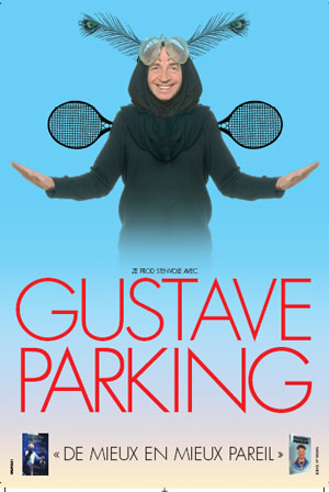 Gustave parking theatre trevise