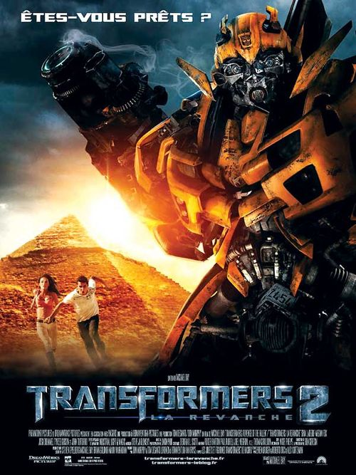 Transformers 2 la revanche shia labeouf michael bay megan fox