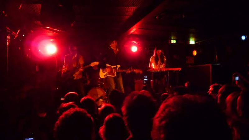 Concert The Pains of being pure at heart batofar 26 mai 2009 05