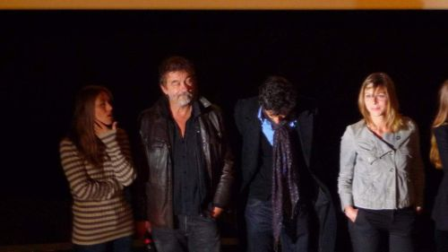Premiere Quelque Chose a te Dire UGC Les Halles 27 mai 2009 04