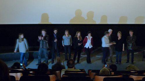Premiere Quelque Chose a te Dire UGC Les Halles 27 mai 2009 21