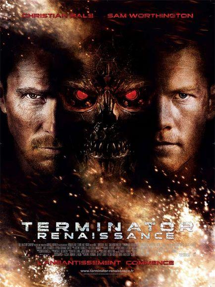 Terminator renaissance christian bale McG Sam Worthington