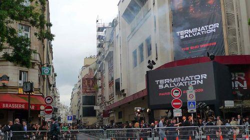 Avant-Première Terminator Renaissance 28 mai 2009 01