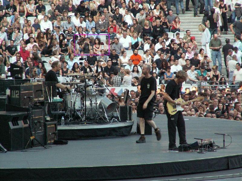 U2 360 tour 2009 sandrine giao zoom
