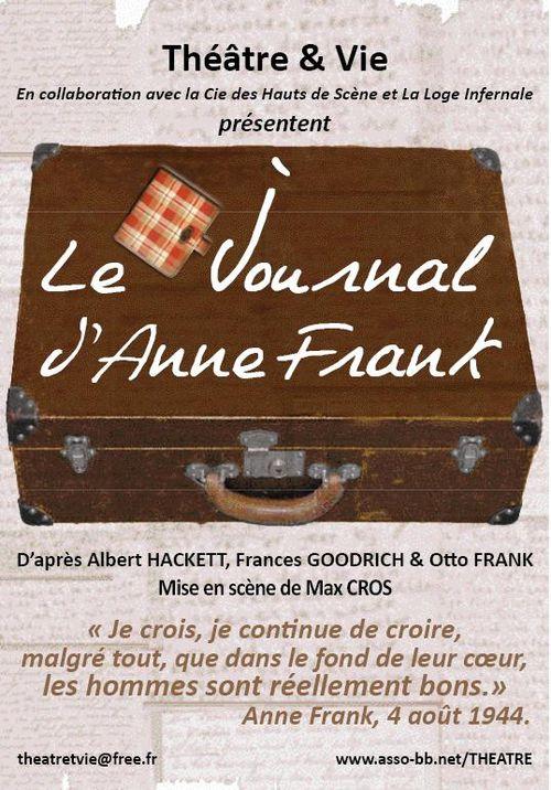 Journal d'anne franck max cros