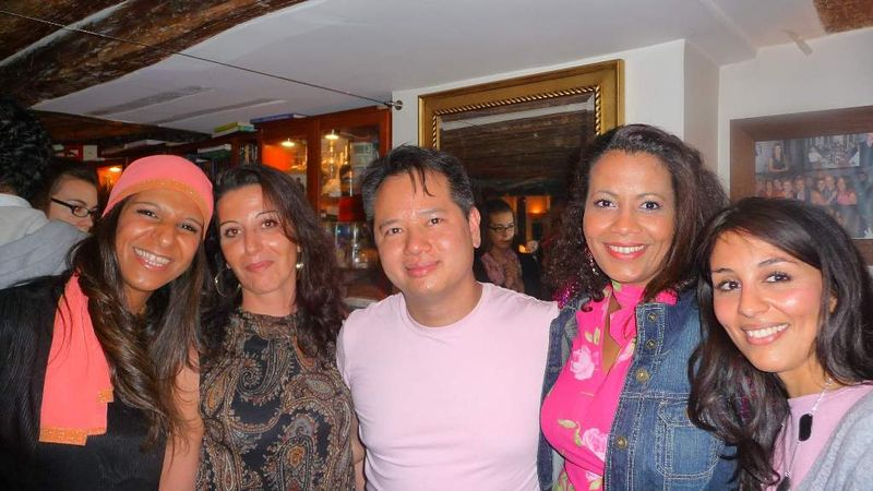 Pink Party 2009 anniv giao 02