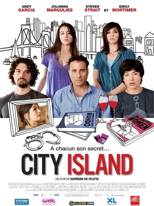 City island andy garcia julianna margulies