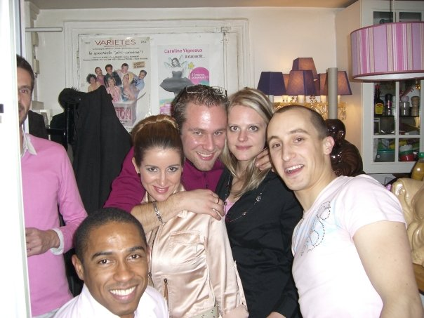 Pink party 2009 anniv giao by marina b