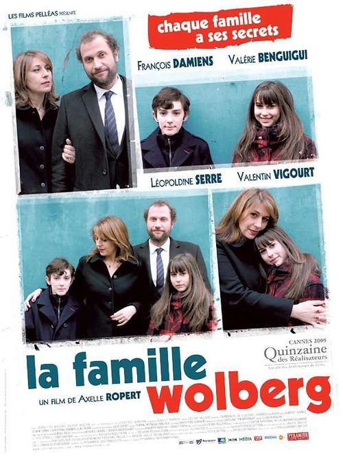 La famille wolberg francois damiens axelle ropert valerie benguigui jocelyn quivrin