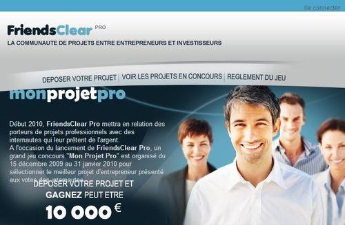 Friendsclear pro