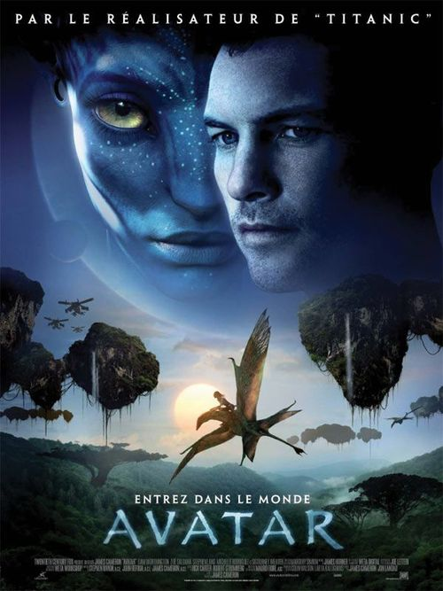 Avatar james cameron sam worthington zoe saldana
