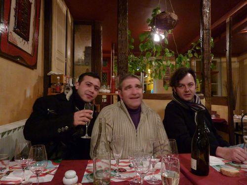 Aurelie Didier Restaurant La Goulue Courtenay 25 jan 2010 25