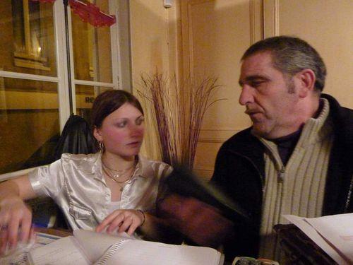 Aurelie Didier Restaurant La Goulue Courtenay 25 jan 2010 40