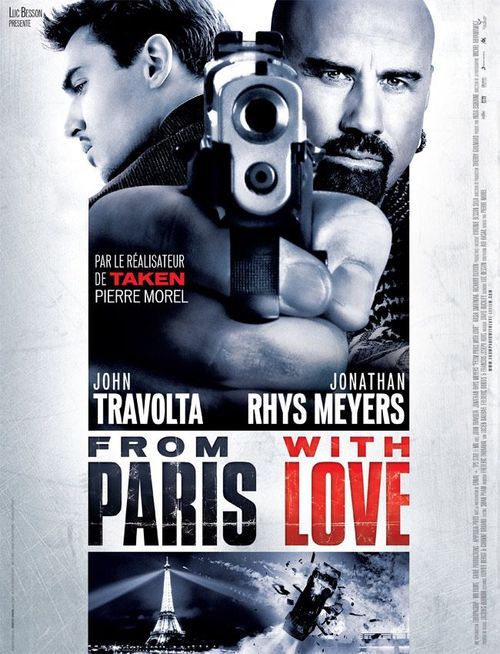 From paris with love pierre morel john travolta jonathan rhys meyers kasia smutniak
