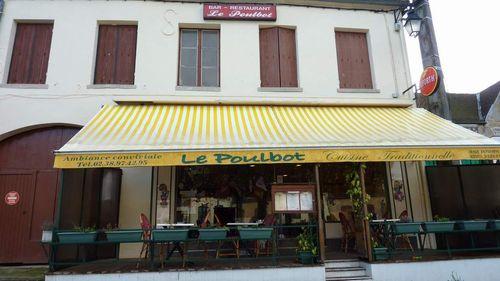 Restaurant Le Poulbot courtenay loiret
