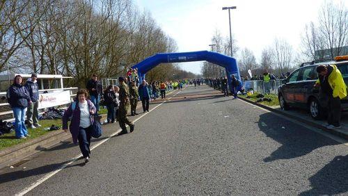 Reading Half Marathon 2010 giao fanny 004