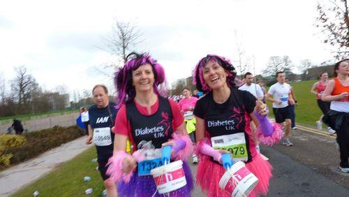Reading Half Marathon 2010 giao fanny 007