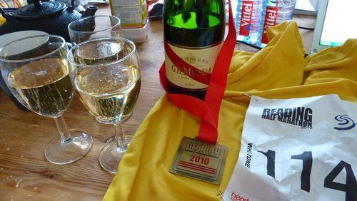 Reading Half Marathon 2010 giao fanny 009