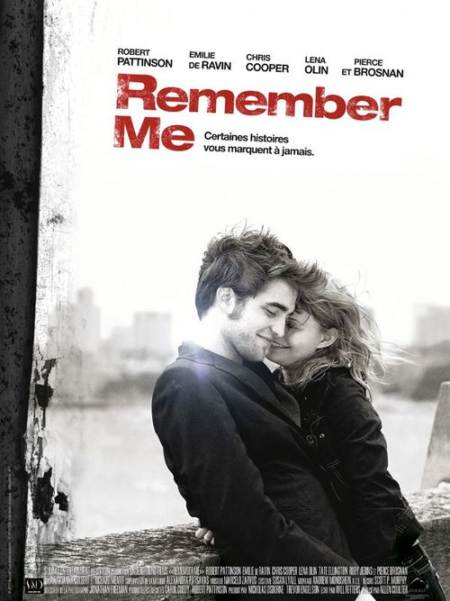 Remember me robert pattinson pierce brosnan allen coulter emilie de ravin