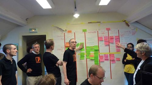 Barcamp Coworking and Community Management 34