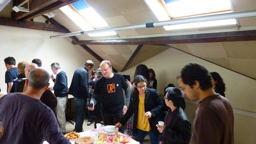Barcamp Coworking and Community Management 04