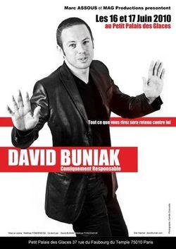 David buniak comiquement responsable matthias fondeneige marc assous mag productions
