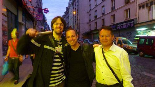 David Buniak Showcase Comiquement Responsable Petit Palais des Glaces 16 juin 2010 61