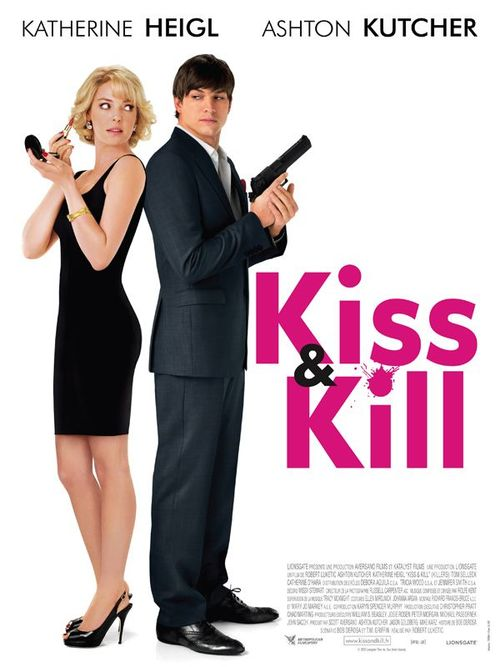 Kiss & kill katherine heigl ashton kutcher robert luketic