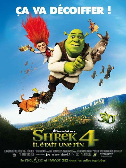 Shrek 4 mike mitchell mike meyers eddie murphy antonio banderas cameron diaz