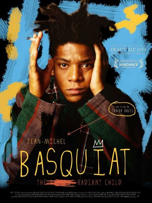 Jean-michel basquiat the radiant child tamra davis