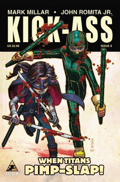 Kick ass 8