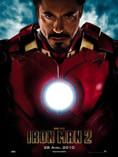 Iron man 2 robert downey jr jon favreau