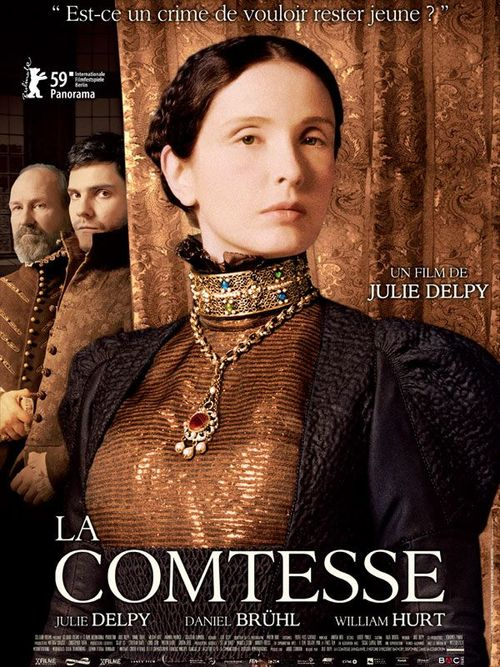 La comtesse julie delpy william hurt daniel bruhl