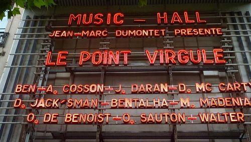 Le Point Virgule fait L'Olympia avec Olivier Sauton 004