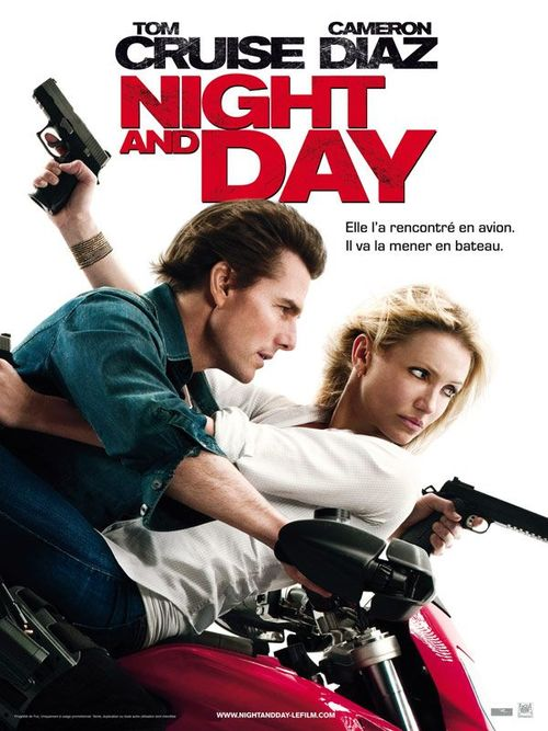 Night and day tom cruise cameron diaz james mangold