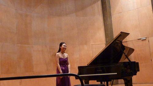Concert Yejin Gil Salle Cortot OCI Concours International de Piano Orleans 16 nov 2010 047